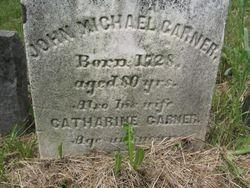 John Michael Garner, born 1728 and his wife Catharine Garner
