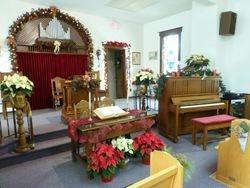 Sanctuary Christmas Decorations