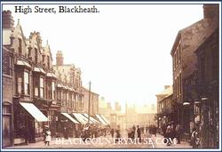 Blackheath. 1902.