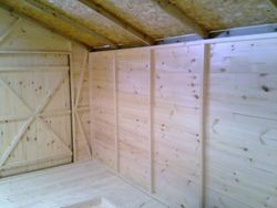 Wooden Workshop (16' x 10')