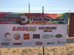 Sponsors for Mud Volleyball