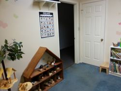 The Dedicated Play Therapy Room