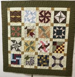 First Quilt Ever!