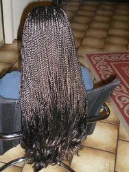 HAIR EXTENSION BRAIDS