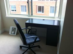 ikea micke desk installation service in chevy chase md