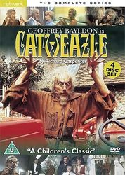 Catweazle - Complete Series DVD Set (UK reg. 2 release)