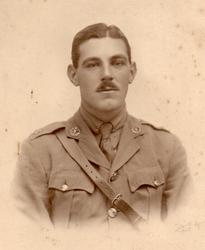 Temporary Cadet Charles Henry Williams