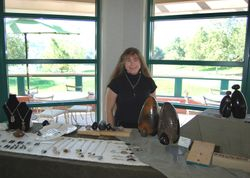 Marsha at the 7th Annual Give Your Hearts to the Arts