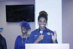 Honoree Ms. Loriel Price
