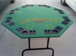 Octagon Poker TABLE TOP $24.00