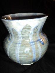 Crystal Ice Vase