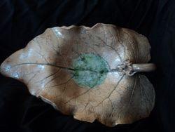 Star Leaf platter