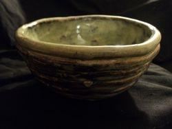 Green Moss coil Bowl