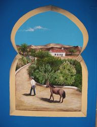 Ventana Marroqui