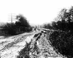 Canal Road South of E 71st St 1896