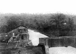 E 71st Strreet & Canal 1870