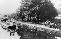 1902 Canal Boat
