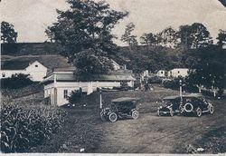 Valley Inn Around 1914