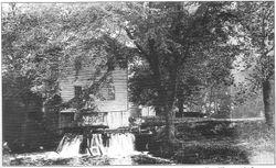 1915 Wilson's Mill at Lock 37