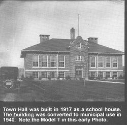 1917 Town Hall