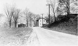 Wilson's Mill, around 1915