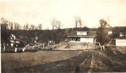 The Aubrecht house around 1925