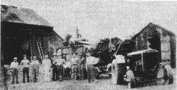 1923 Bohning's farm
