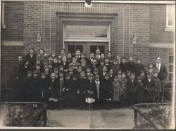 Valley View students in 1922