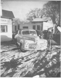 1948 Bahle's Gas Station