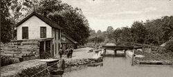 1895 Lock 37 at Alexander's Mill