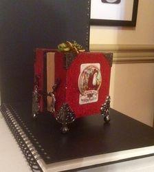 Christmas photo box