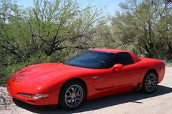 Nathaniel's Torch Red Z06