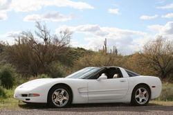 Nathaniel's 1998 Arctic White Coupe