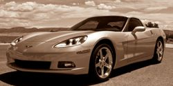 Bill and Kathy's C6