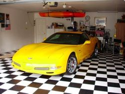 Ed and Lorraine's 2003 Millenium Yellow  Z06