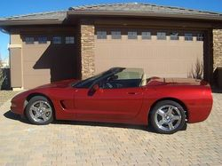Rick and Darla's Red C5