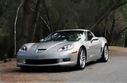 Robin's Machine Silver Z06