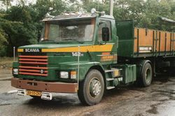 Scania T142