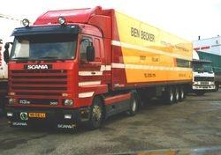 Scania M113 streamliner