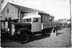 Fargo diesel 1938