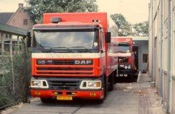 Daf 95 en Daf 2800