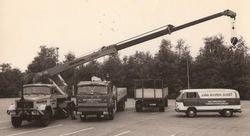 Wagenpark rond 1980