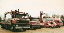 Wagenpark rond 1990