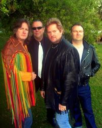 The  MICHAEL  CHAIN  Band