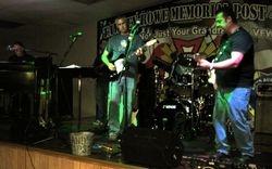 Shawn Paige Blues Band.