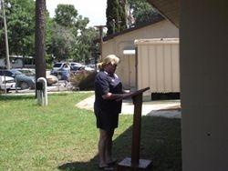Ladies Auxiliary President Poem