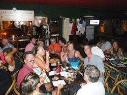Devon's B-day party in Pepeete