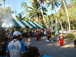 PPJ Beach party in Moorea
