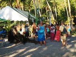 Moorea Beach Party
