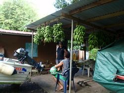 Fatu Havi house visit